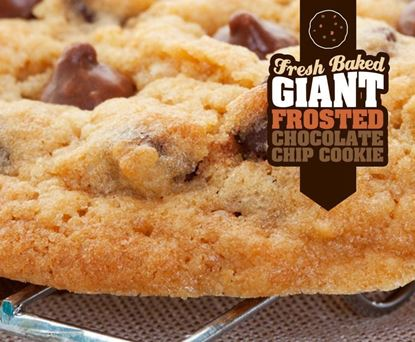 Gifts From Home - Giant Frosted Cookie